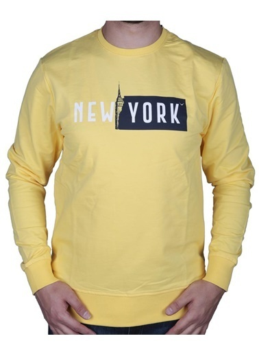 Cazador Sweatshirt Sarı